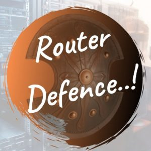 basic router security, how to secure router