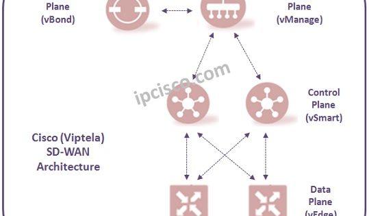 Cisco SD-WAN Components ⋆ https://ipcisco com