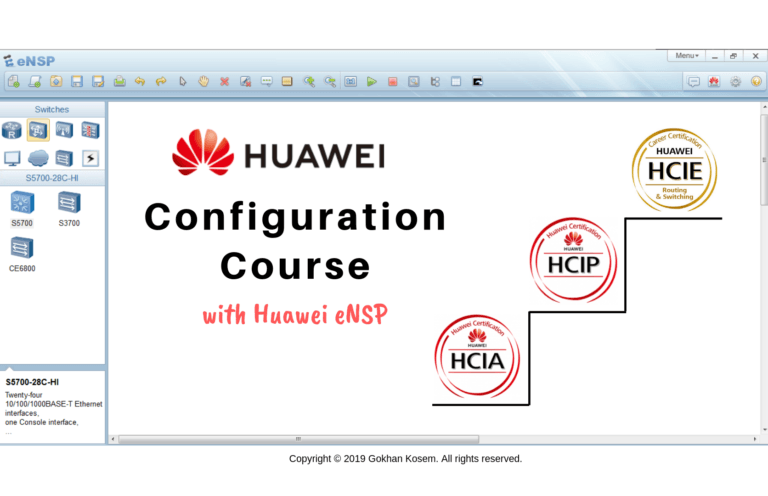 huawei-configuration-course