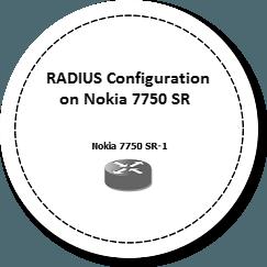 nokia radius configuration