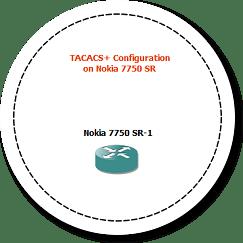 nokia tacacs configuration