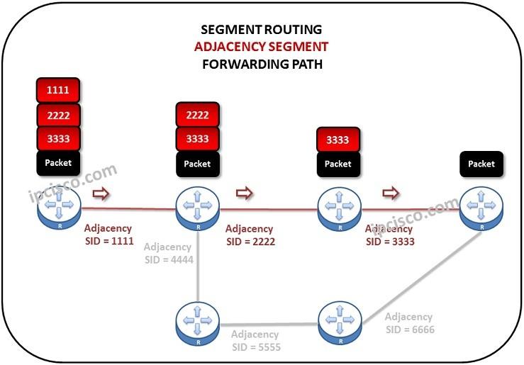 segment-routing-adjacency-segment-forwarding-path