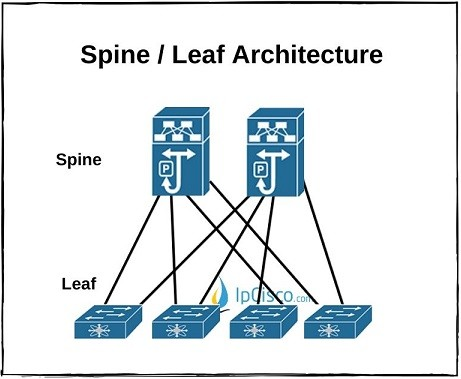 spine-leaf-architecture