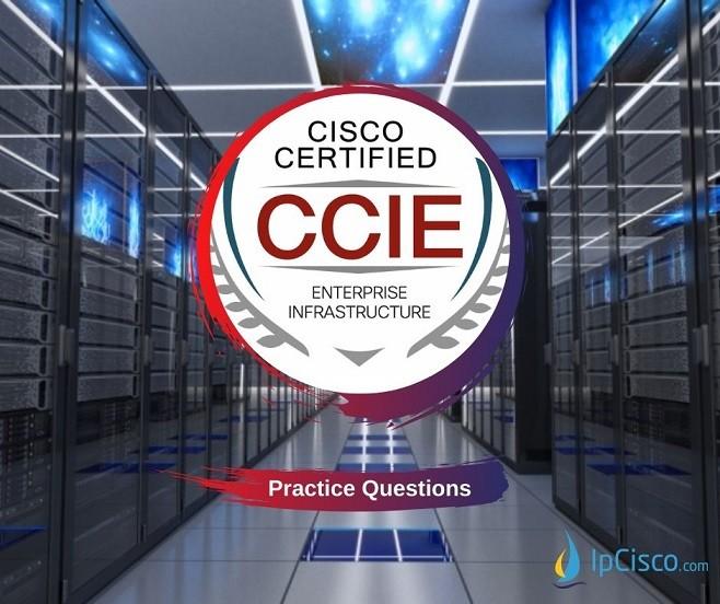 ccie-enterprise-infrastructure-certification-questions