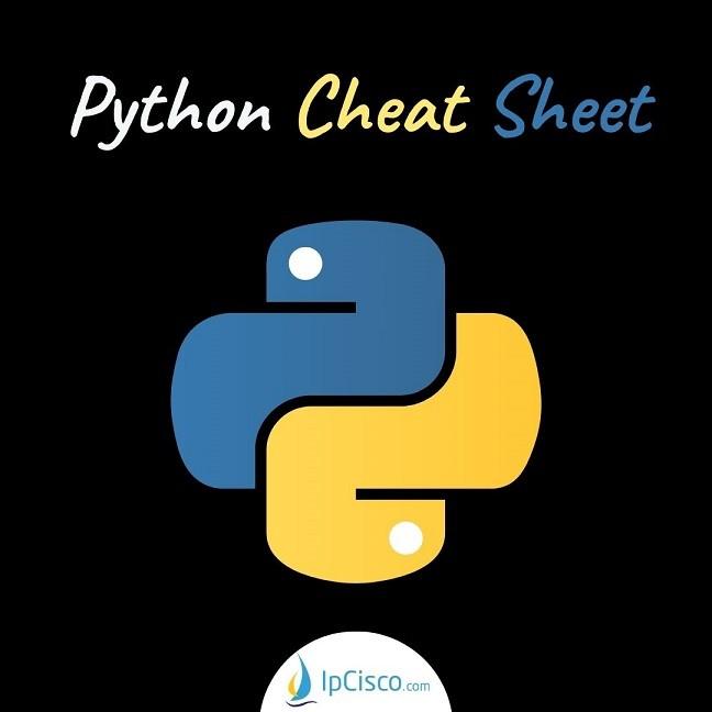 python-cheat-sheet-ipcisco