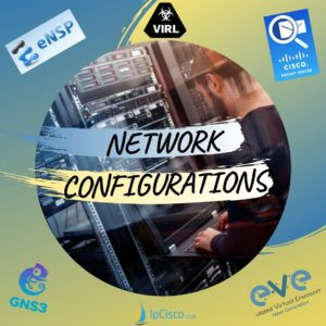 network configuration examples, network labs