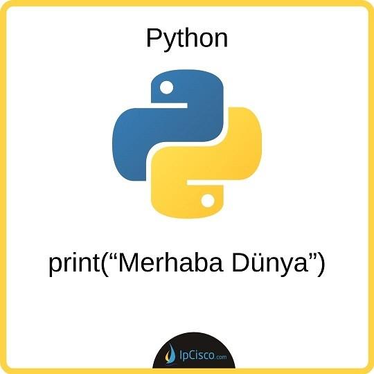 python-merhaba-dunya-hello-world