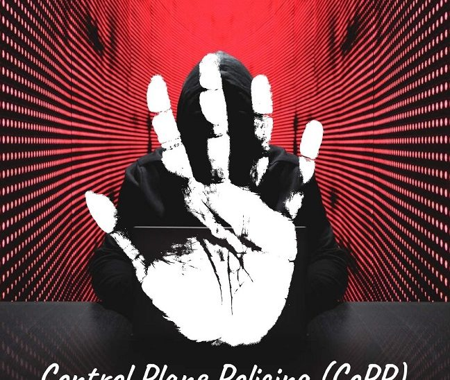 CoPP, what is control plane policing