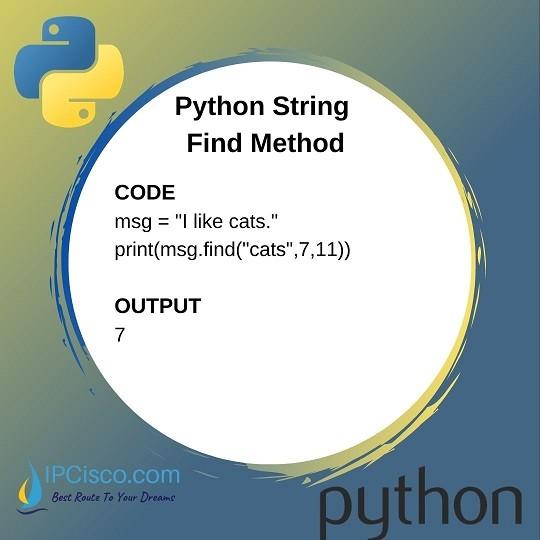 python-find-method-1
