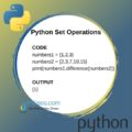 python-set-difference-operation