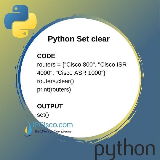 python-set-methods-clear-method