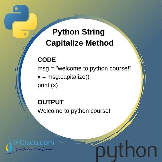 python-string-methods-capitalize-method