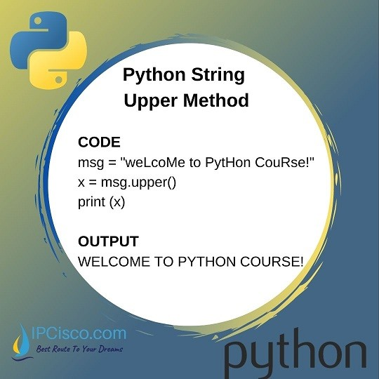 python-string-methods-upper-method