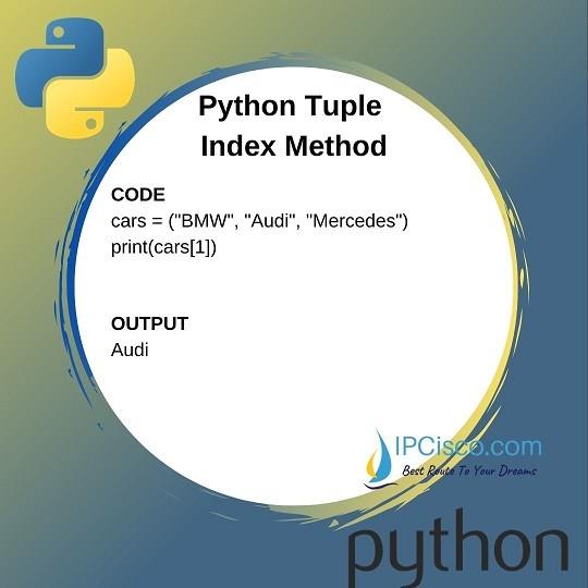 python-tuple-methods-index-method-3