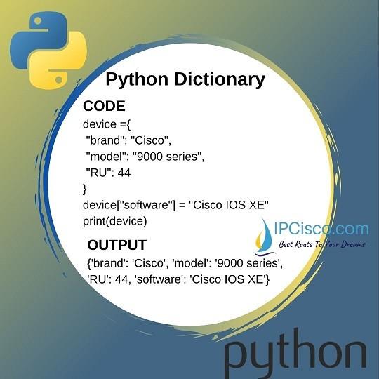 python-dictionaries-lesson-5-ipcisco