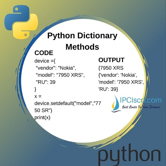 setdefault-method-of-python-dictionaries
