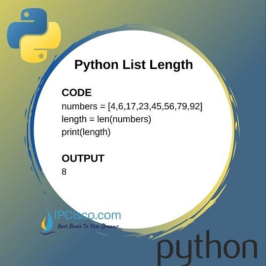 python-list-length-code-ipcisco.com