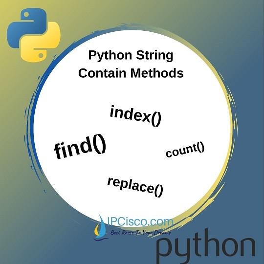 python-string-contains