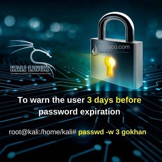 warn-user-to-change-linux-password-ipcisco.com