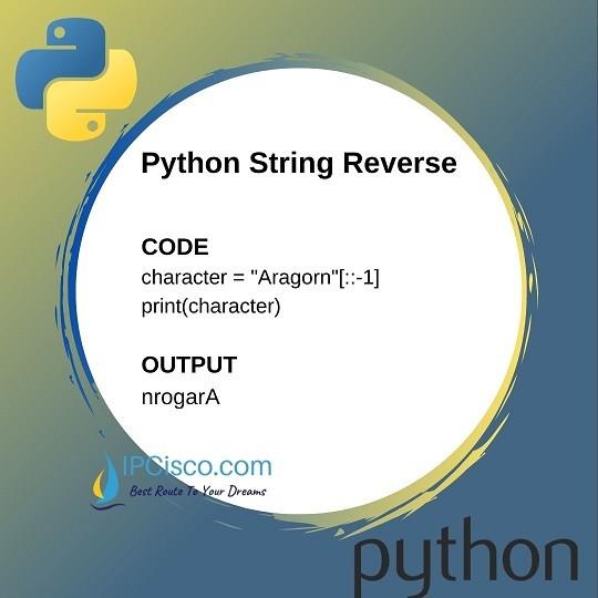 python-string-reverse-ipcisco