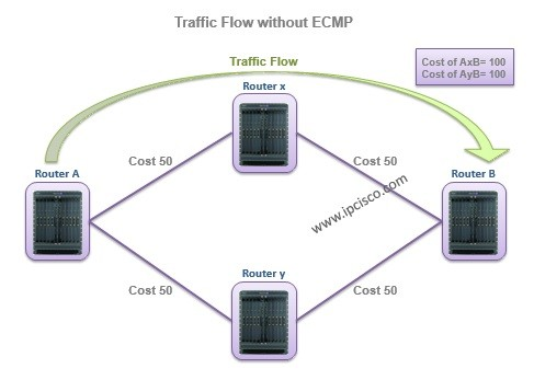 traffic-flow-without-ECMP
