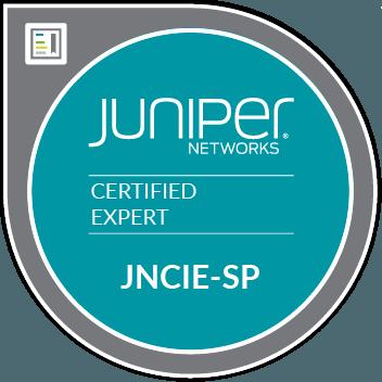 JNCIE-SP