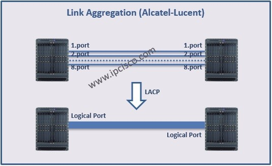 LAG Configuration on Nokia Routers ⋆ IpCisco