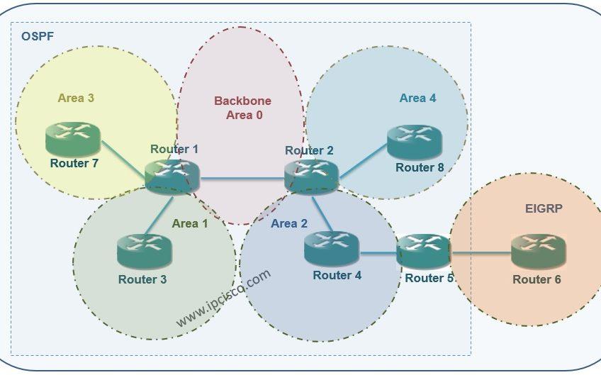 OSPF Area Types 3