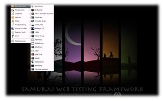 Samurai-Web-Testing-Framework