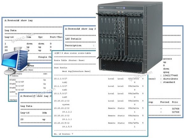 Basic Nokia Router Configuration ⋆ https://ipcisco com