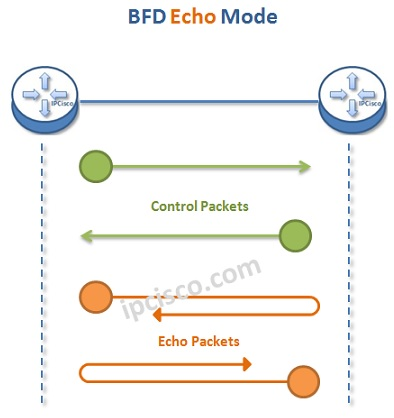 bfd-echo-mode